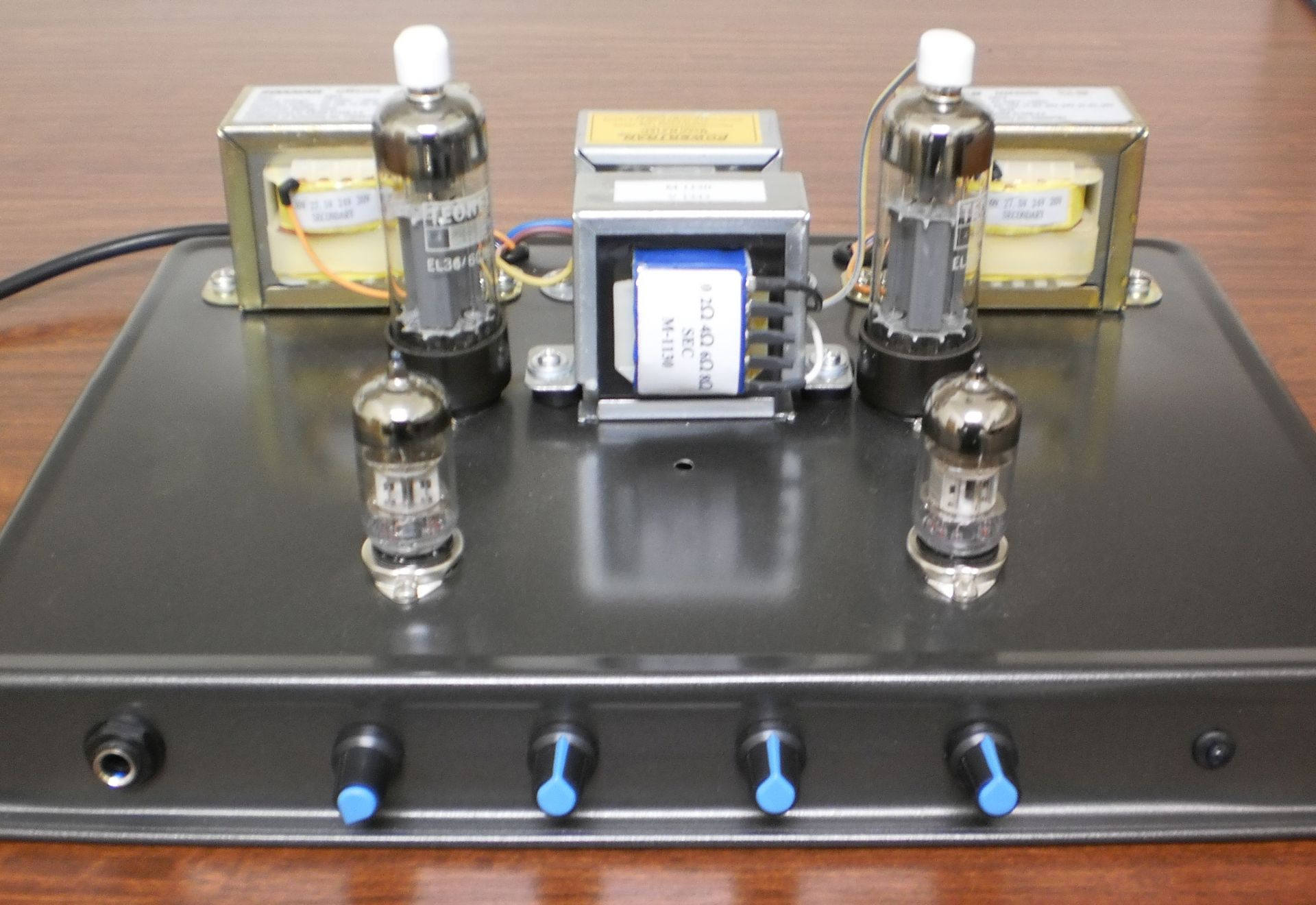 Valve Heaven Valve Guitar Amplifier Kits And Training In
